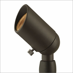 Hinkley Bronze 20W Halogen Spot Exterior Light 1530BZ