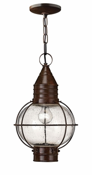 Hinkley Cape Cod Outdoor Lighting Pendant - Bronze 2202SZ