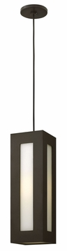 Hinkley Dorian Hanging Outdoor Light - Bronze 2192BZ