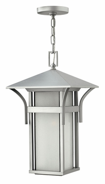 Hinkley Harbor Hanging Outdoor Light - Titanium 2572TT
