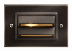 Hinkley Hardy Island Horizontal Outdoor LED Deck and Step Lighting - Bronze 1546BZ-LED