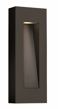 "Hinkley Luna 16"" LED Exterior Sconce - Bronze 1668BZ-LED"