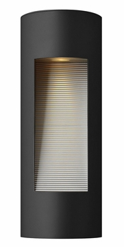 "Hinkley Luna LED 16"" Exterior Light Sconce - Black 1660SK-LED"