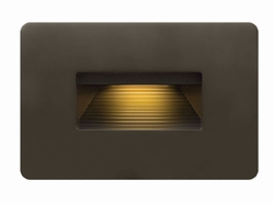 Hinkley Luna LED Outdoor Step Light - Bronze 58508BZ