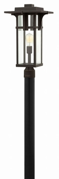 Hinkley Manhattan Outdoor Post Lamp - Bronze 2321OZ