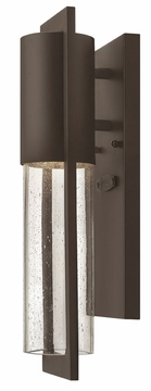 "Hinkley Shelter 15.5"" Dark Sky Outdoor Wall Mounted Light - Bronze 1326KZ"