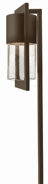 "Hinkley Shelter 22.25"" Outdoor Path Landscape Lighting - Bronze 1547KZ"