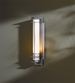 "Hubbardton Forge After Hours 15.7"" Outdoor Wall Lighting Fixture - Contemporary"
