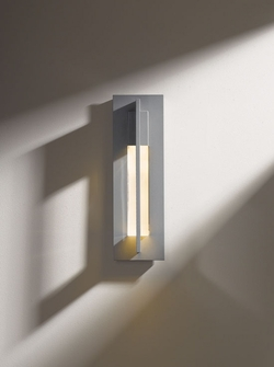 "Hubbardton Forge Axis 15"" Outdoor Lighting Sconce - Contemporary 306401"