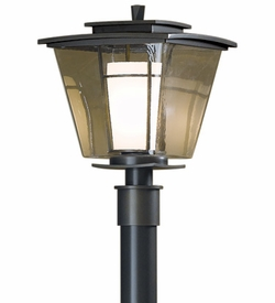 "Hubbardton Forge Beacon Hall 18.1"" Outdoor Lamp Post"