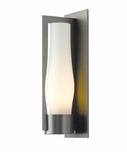 Hubbardton Forge Harbor Large Outdoor Wall Light - Transitional 305005