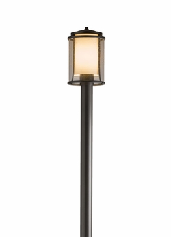 Hubbardton Forge Meridian Outdoor Post Lighting 345610