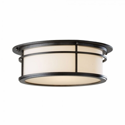 Hubbardton Forge Province Exterior Ceiling Light 365650