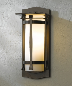 "Hubbardton Forge Sonora 14"" Outdoor Wall Light"