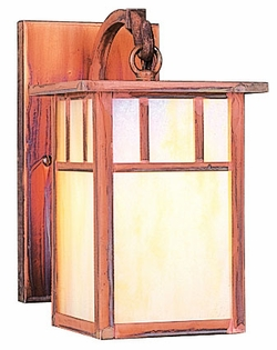 "Huntington 8.75"" Exterior Wall Light By Arroyo Craftsman"