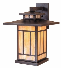 "Kennebec 17.5"" Outdoor Wall Lighting Fixture By Arroyo Craftsman"