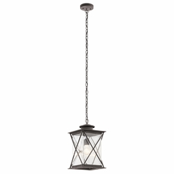 Kichler Argyle LED Outdoor Pendant Lamp 49747WZCL16