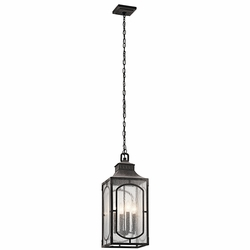 Kichler Bay Village Outdoor Pendant Lamp 49933WZC