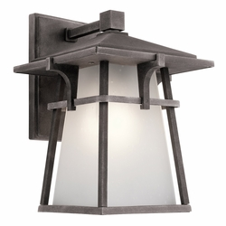 "Kichler Beckett 10.75"" Exterior Wall Lighting 49721WZC"