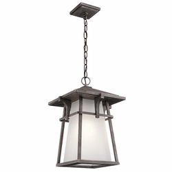 Kichler Beckett Outdoor Pendant Lighting 49725WZC