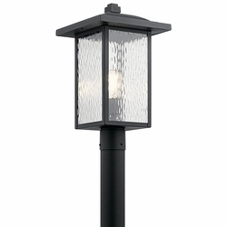 Kichler Capanna Exterior Post Light 49927BKT
