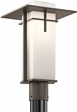 Kichler Caterham Outdoor Lamp Post - Bronze 49646OZ