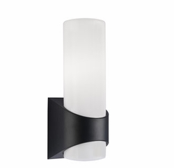 Kichler Celino Contemporary Outdoor Wall Lighting Fixture 9109BK