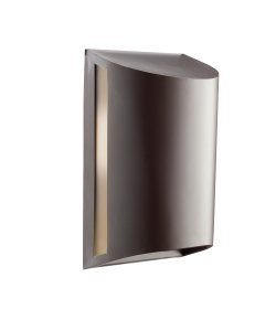 Kichler Contemporary Outdoor Wall Light - Bronze 9095AZ