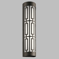 "Kichler Empire LED 20"" Outdoor Wall Lantern 49779OZLED"