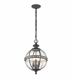 Kichler Halleron Outdoor Hanging Lamp - Londonderry 49603LD