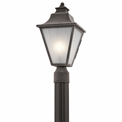 Kichler Northview Traditional Post Light Fixture 49705WZC