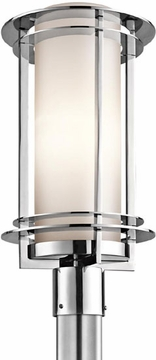 Kichler Pacific Edge Post Light Fixture - Stainless Steel 49349 PSS316