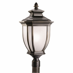 "Kichler Salisbury 25.5"" Outdoor Post Lamp - Bronze 9940RZ"