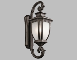 "Kichler Salisbury 42"" Outdoor Wall Light - Bronze 9099RZ"