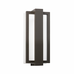 "Kichler Sedo 12.25"" LED Exterior Wall Light - Bronze 49492AZ"