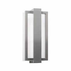 "Kichler Sedo 12.25"" LED Outdoor Wall Sconce Lighting - Contemporary 49492PL"