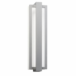 "Kichler Sedo 24.25"" LED Outdoor Wall Lamp - Contemporary 49435PL"