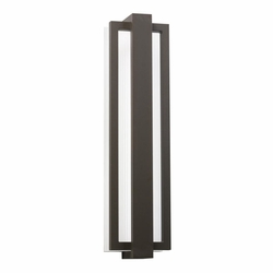"Kichler Sedo 24.25"" LED Outdoor Wall Mount - Bronze 49435AZ"