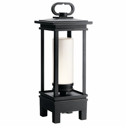 Kichler South Hope LED Outdoor Portable Lantern 49473RZLED