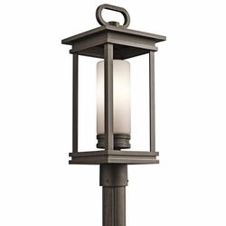 Kichler South Hope Outdoor Post Lighting - Bronze 49478RZ