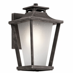 "Kichler Sumner Court 11.75"" Outdoor Wall Lighting - Traditional 49660WZC"