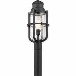 Kichler Suri Outdoor Post Lighting - Black 49860BKT