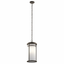 Kichler Toman LED Outdoor Pendant 49689OZL16
