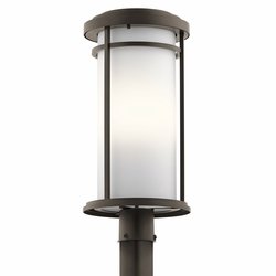 Kichler Toman Outdoor Post Lighting Fixture 49690OZ