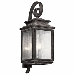 "Kichler Wiscombe Park 30.5"" Outdoor Wall Lighting - 49504WZC"