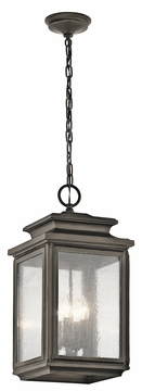 Kichler Wiscombe Park Outdoor Lighting Pendant 49505OZ