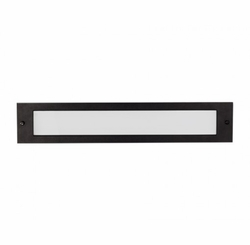 "Kuzco Bristol 19.25"" LED Exterior Step Light - Black ER9420-BK"