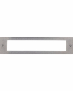 "Kuzco Bristol 9.75"" LED Outdoor Step Light Fixture - Grey ER9410-GY"