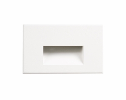 "Kuzco Sonic 3"" LED Exterior Step Light - White ER3003-WH"