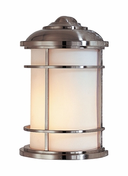 "Lighthouse 11"" Outdoor Wall Light By Murray Feiss - Nautical OL2203BS"